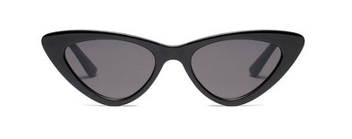 Waves,CatEye,Women,Vintage,Sunglasses,Black