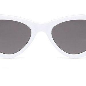 Waves,CatEye,Women,Vintage,Sunglasses,White