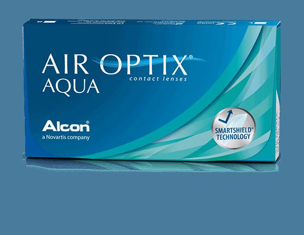 AirOptix Aqua 6pk