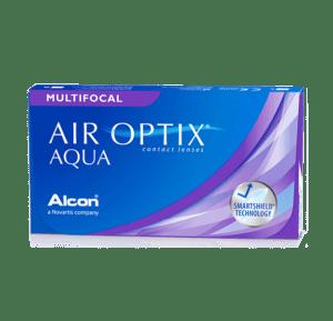 AirOptix Aqua multifocal 3pk
