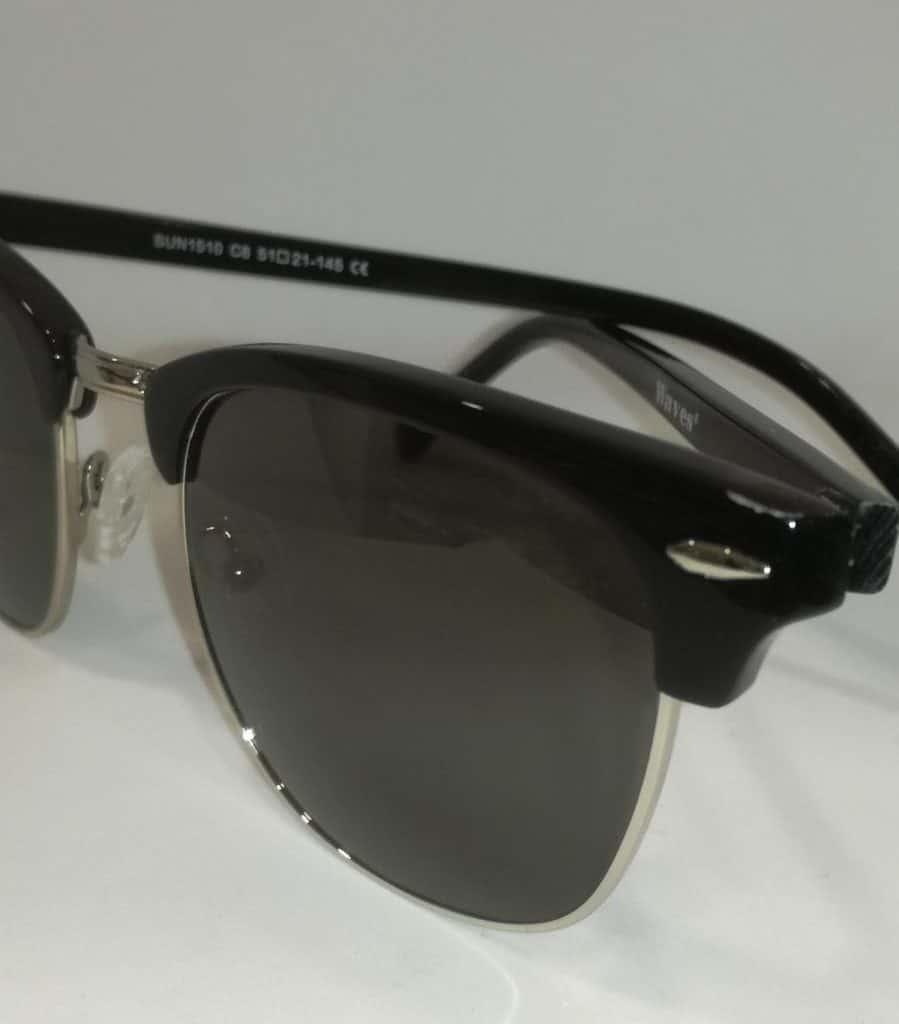 Waves,Clubmaster,Unisex,Vintage,Sunglasses,UV400