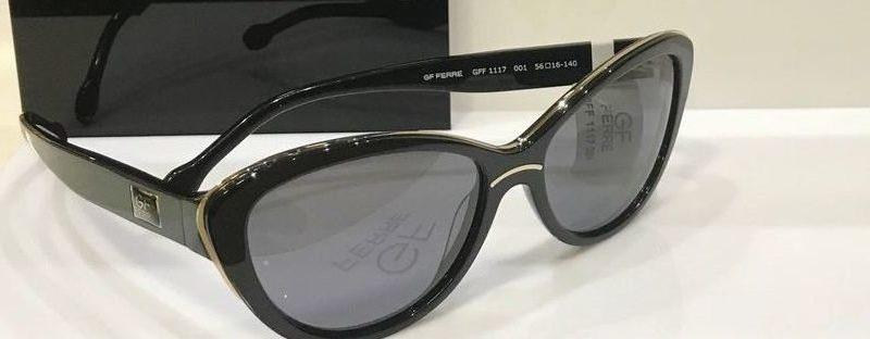 FERRE,GFF1117,CatEye,Women,Polarized,Sunglasses