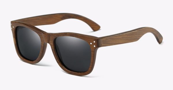 Waves,Wooden,Unisex,Polarised,Sunglasses