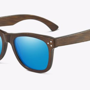 Waves,Wooden,Unisex,Polarised,Sunglasses