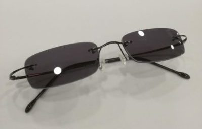 Micros,Smart,Vision,Small,Rectangle,Vintage,Sunglasses