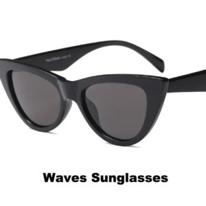 Waves 66427 Silver Series Women Sunglasses Cat Eye