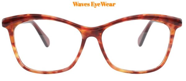Waves,A17382,CatEye Women,Acetate Frame