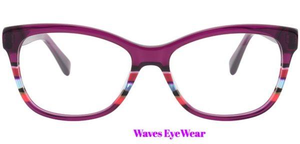 Waves,A17123,Women,Acetate,Frame
