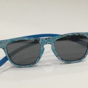 Centrostyle 585 Polarized Blue Protect Children Sunglasses
