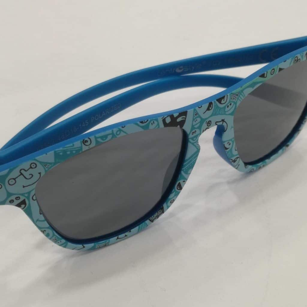 Centrostyle 585 Polarized Blue Protect Children Sunglasses