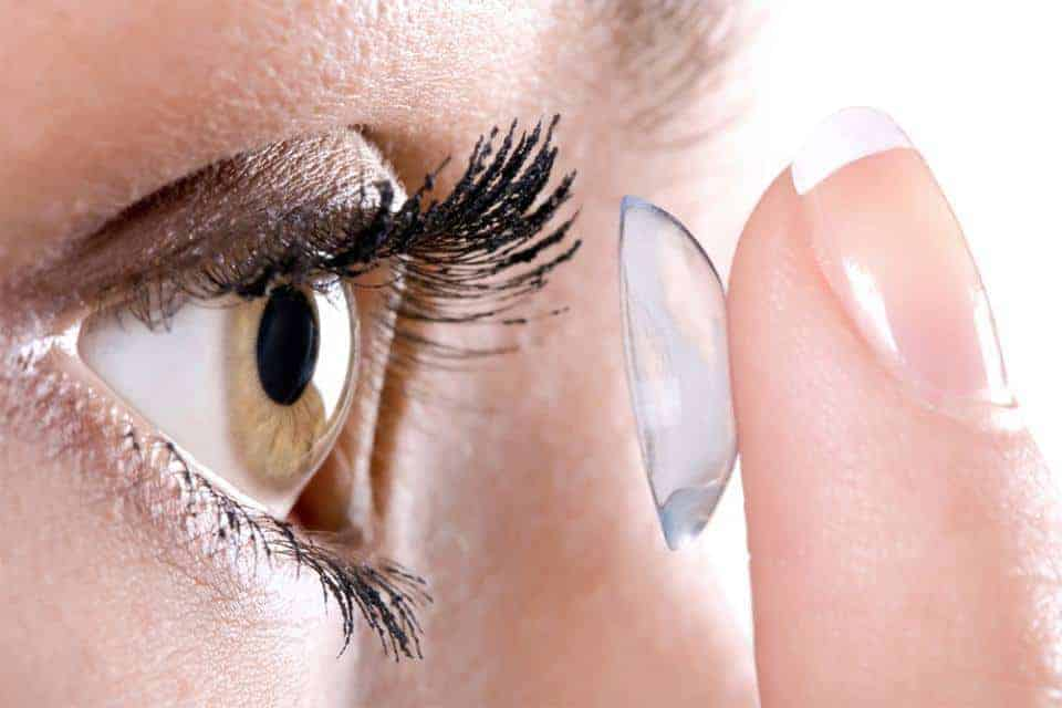 contact lens info
