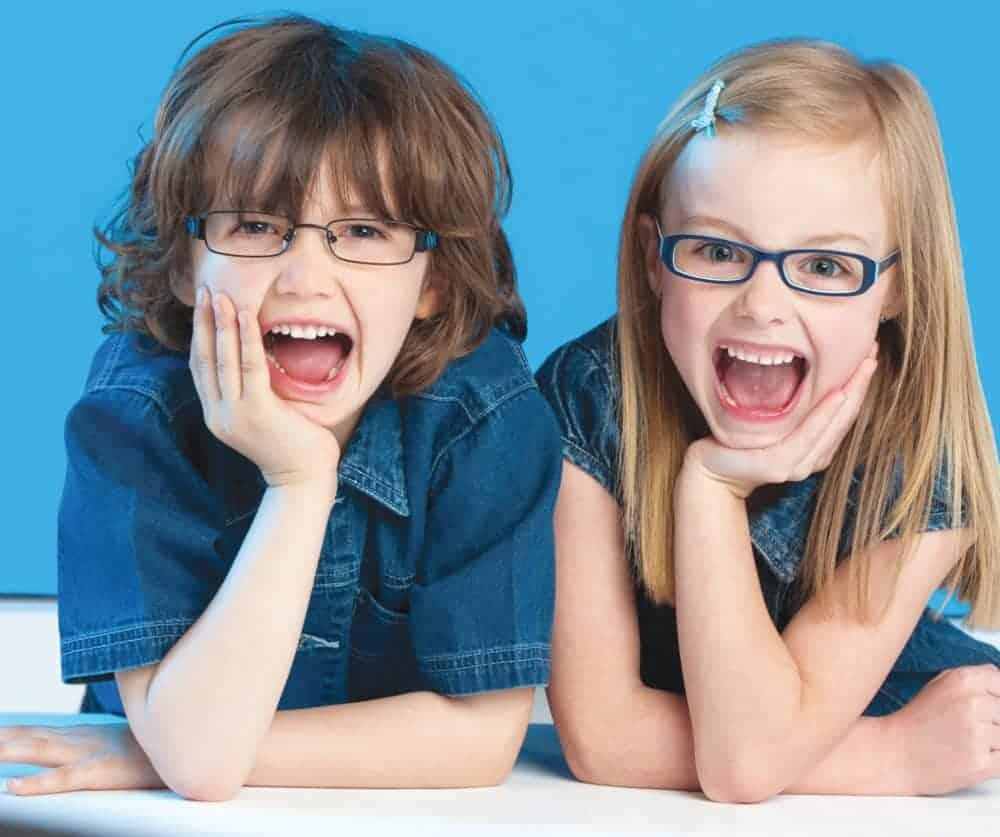 Γυαλιά και σχολείο